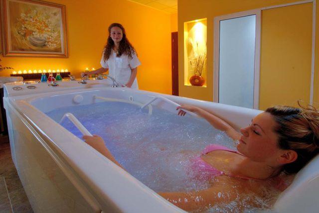 Helios Spa Hotel - Hydrobath